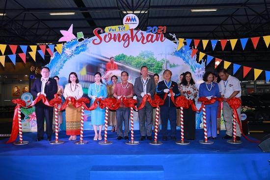 Trải nghiệm lễ hội văn hóa lớn nhất Thái Lan ngay tại Việt Nam