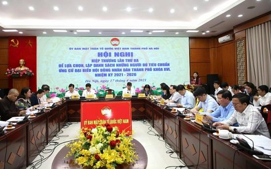 6.220 người ứng cử đại biểu Hội đồng nhân dân cấp tỉnh, thành phố nhiệm kỳ 2021-2026