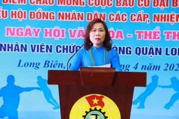 Quận Long Biên: Phát động Tháng Công nhân, Tháng hành động về An toàn, vệ sinh lao động năm 2021