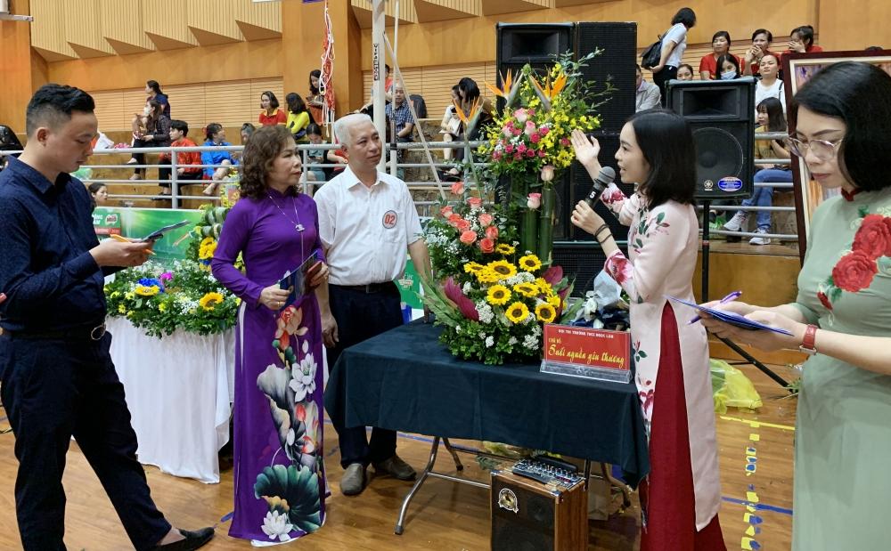 Sôi nổi Ngày hội Văn hóa thể thao trong công nhân, viên chức, lao động quận Long Biên năm 2021