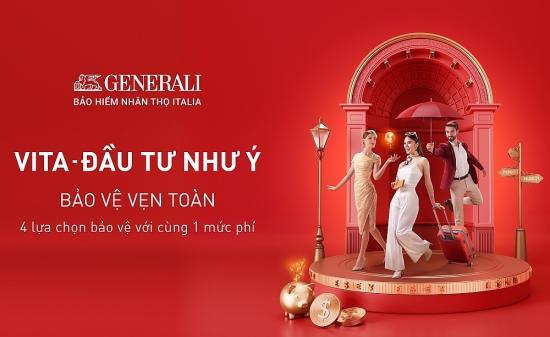 """Generali Việt Nam ra mắt sản phẩm """"VITA - Đầu tư như ý"""""""