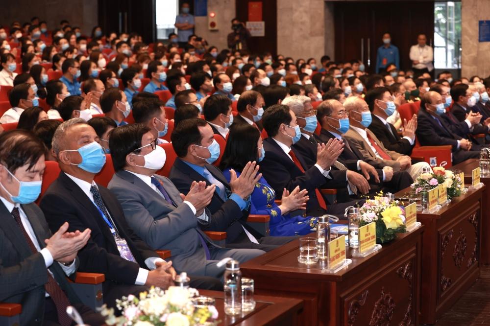 Trọng thể Lễ kỷ niệm 135 năm Ngày Quốc tế Lao động, phát động Tháng Công nhân, Tháng hành động về ATVSLĐ năm 2021