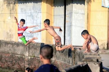 Mỗi ngày Việt Nam có khoảng 580 trẻ em bị tai nạn, thương tích