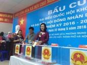 Danh sách 105 đại biểu trúng cử Hội đồng Nhân dân Thành phố