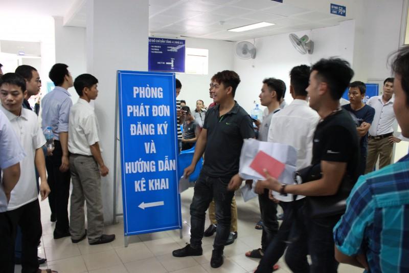 Không tiếp nhận tổ chức, cá nhân trung gian đăng ký thi tiếng Hàn