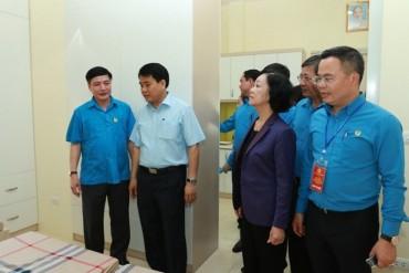 Công nhân Hà Nội sẽ được mua nhà với giá từ 200-400 triệu đồng