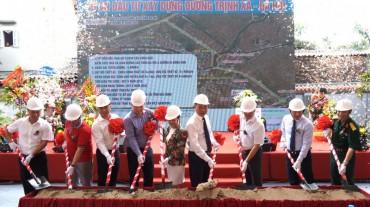 Khởi công đường Trịnh Xá – Đa Hội tại Từ Sơn, Bắc Ninh