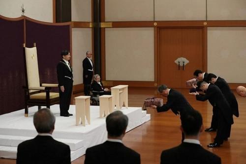 Lãnh đạo Đảng, Nhà nước gửi Thư chúc mừng tới Nhà Vua Nhật Bản Naruhito