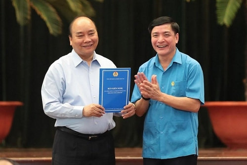 5 nhóm vấn đề được nêu tại cuộc gặp của Thủ tướng với công nhân kỹ thuật cao