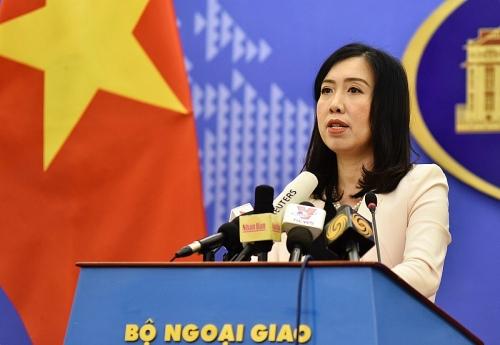 Việt Nam đề nghị các nước thực hiện nghiêm Công ước về Luật biển năm 1982