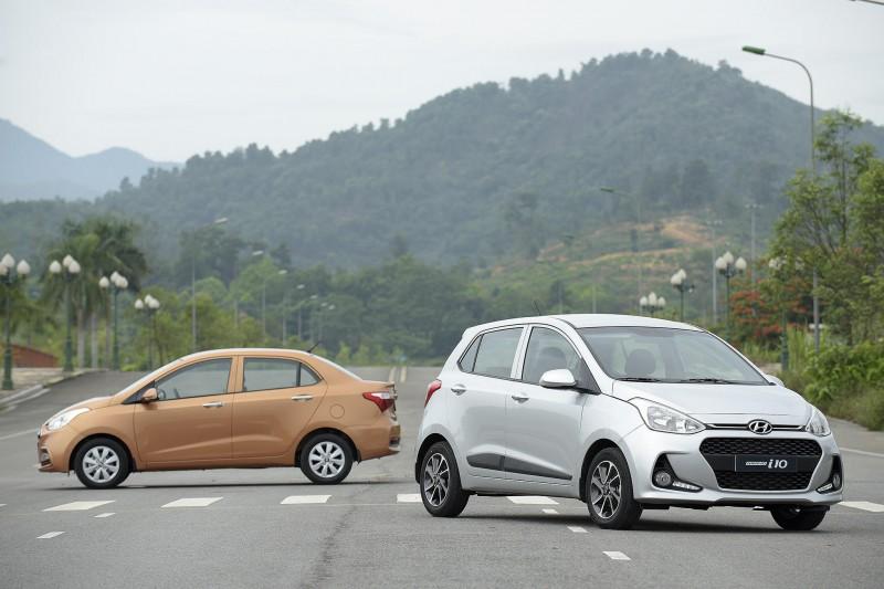 Nhu cầu sở hữu xe Grand i10 của Hyundai Thành Công tăng 30,2%