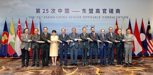 Thúc đẩy hợp tác về an ninh - chính trị giữa ASEAN và Trung Quốc