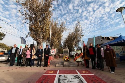 Nhiều hoạt động ý nghĩa mừng sinh nhật Bác tại Chile