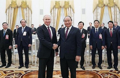 Việt Nam - Nga: Còn nhiều tiềm năng hợp tác trong lĩnh vực công nghệ cao