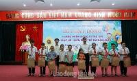 """Sôi nổi Diễn đàn """"Trẻ em với các vấn đề về trẻ em"""" tại phường Việt Hưng"""