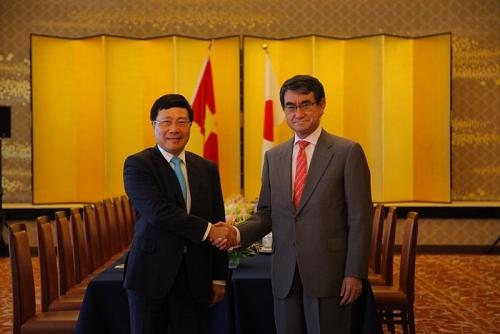 Việt Nam - Nhật Bản: Thúc đẩy hợp tác trong tiếp nhận lao động