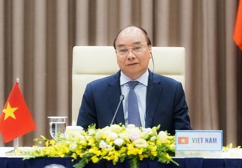 Thủ tướng Nguyễn Xuân Phúc dự Hội nghị thượng đỉnh trực tuyến Phong trào Không liên kết