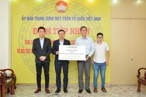 Herbalife Việt Nam đóng góp hơn 3,7 tỷ đồng phòng chống dịch Covid-19