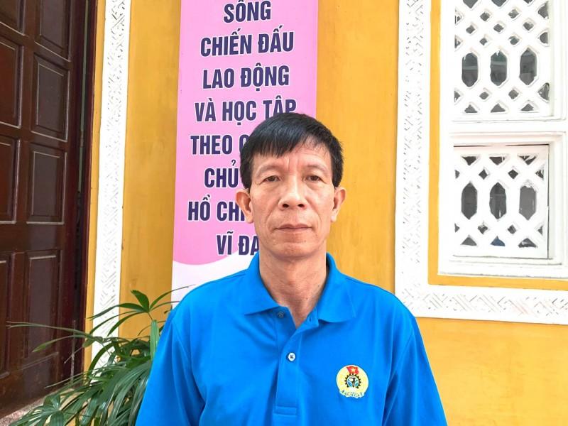 luon tao dieu kien cho nguoi lao dong phan dau truong thanh