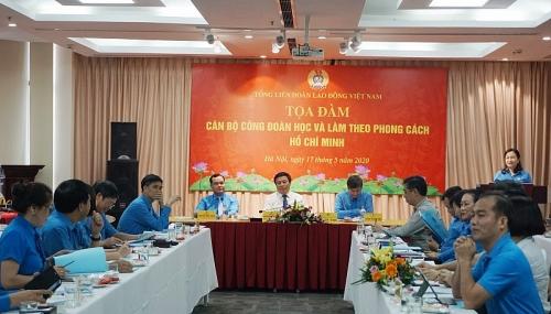 6 phong cách cốt lõi của Chủ tịch Hồ Chí Minh mỗi cán bộ công đoàn cần học tập