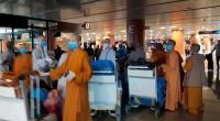 240 công dân Việt Nam từ Myanmar đã về nước an toàn