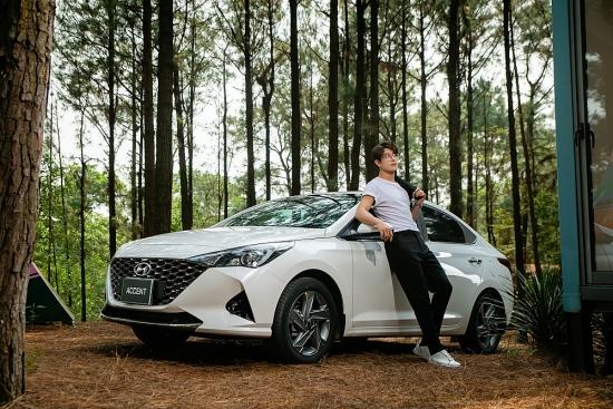 22.424 mẫu xe Hyundai đã tới tay khách hàng 4 tháng đầu năm