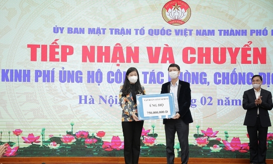 Hà Nội: Kêu gọi các tập thể, cá nhân chung sức ủng hộ Quỹ phòng, chống dịch Covid-19 của Thành phố
