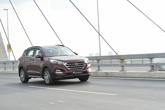 Hyundai Thành Công triệu hồi hơn 23.000 xe Tucson tại Việt Nam