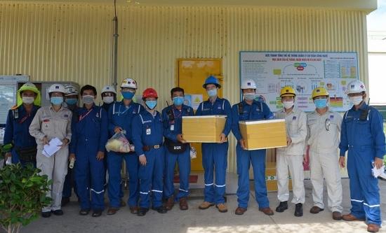 Công đoàn Dầu khí Việt Nam chi gần 2,8 tỷ đồng hỗ trợ đoàn viên, người lao động phòng, chống dịch