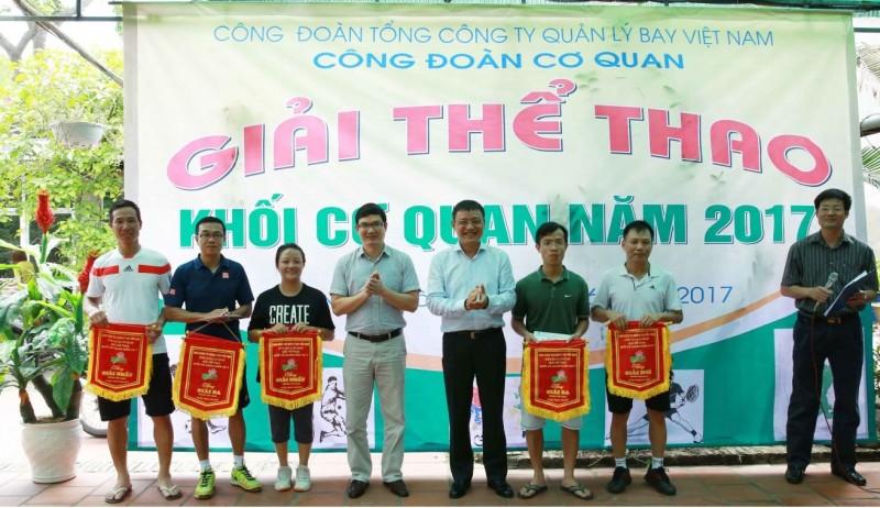 Giải thể thao khối cơ quan Tổng Công ty Quản lý bay Việt Nam