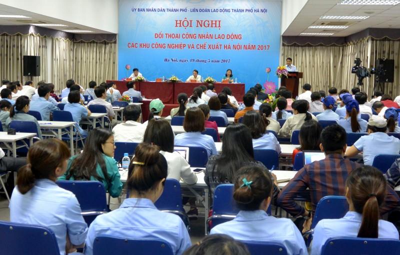 Bảo hiểm xã hội TP Hà Nội: Cắm chốt tại các khu công nghiệp