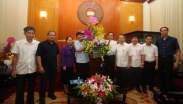 Ông Trần Thanh Mẫn là Chủ tịch Ủy ban Trung ương MTTQ Việt Nam