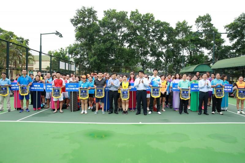 Gần 400 vận động viên tham gia Hội thao TCty Quản lý bay VN