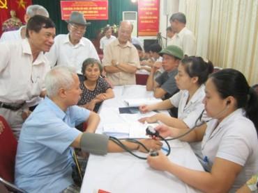 Hà Nội: Tỷ lệ bao phủ bảo hiểm y tế đạt 82,4% dân số