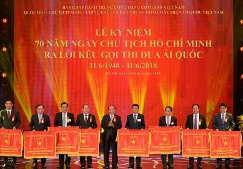 tp ha noi duoc chinh phu tang co dan dau phong trao thi dua khoi cum