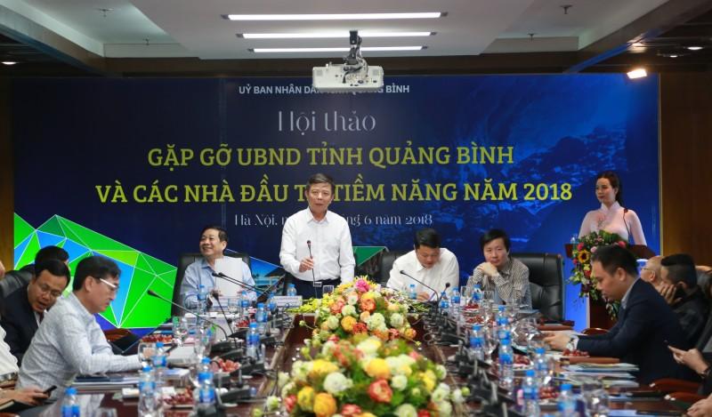 Quảng Bình mời gọi đầu tư 48 dự án với số vốn hơn 50.000 tỷ đồng