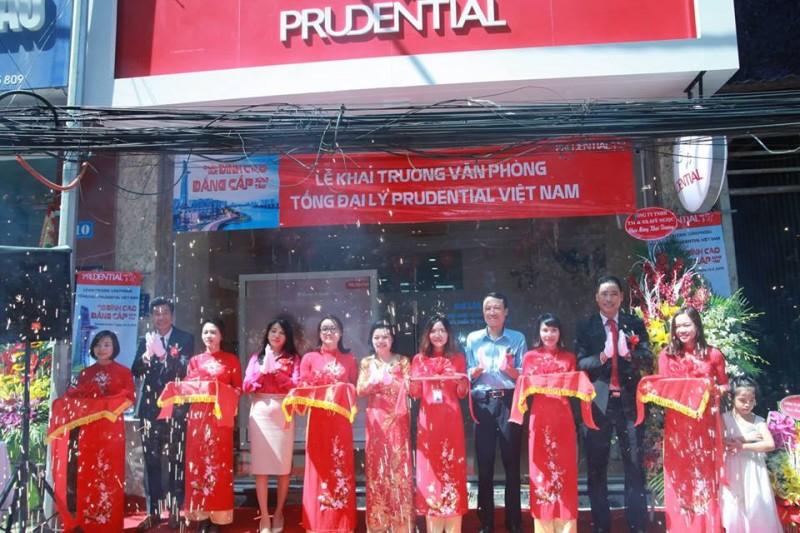 Prudential khai trương Văn phòng Tổng Đại lý Thanh Xuân