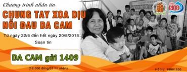 Mỗi tin nhắn - một tấc lòng sẻ chia với nạn nhân chất độc da cam
