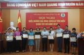CNVCLĐ quận Tây Hồ chia sẻ kinh nghiệm, tôn vinh giá trị gia đình Việt