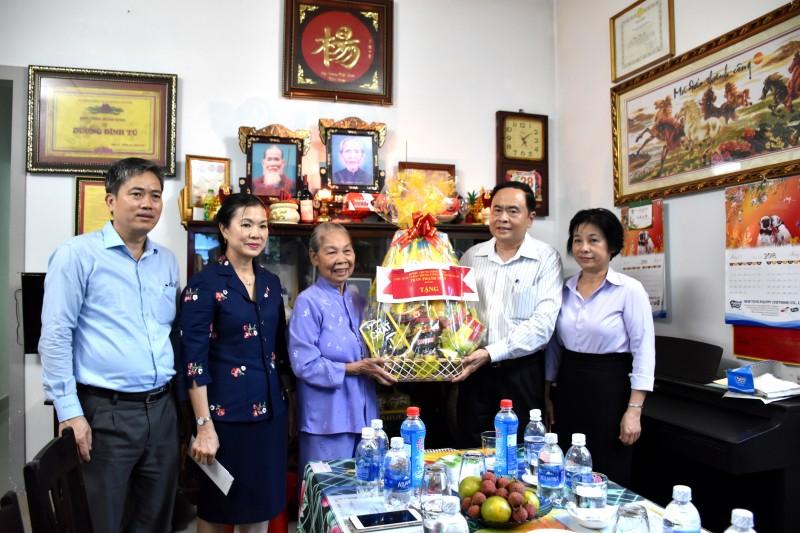 Tri ân các gia đình có công với cách mạng tại TP Đà Nẵng