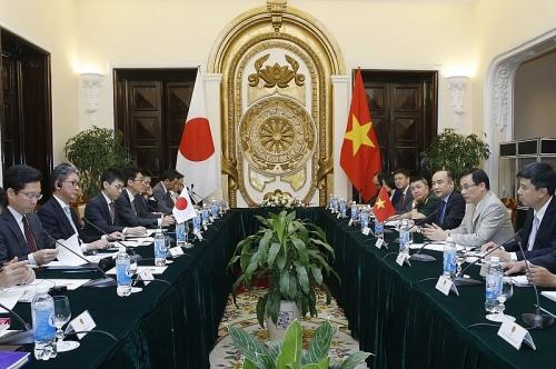 Đối thoại Đối tác chiến lược Việt Nam - Nhật Bản lần thứ bảy