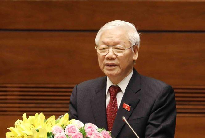 Việt Nam là đối tác tin cậy vì hoà bình bền vững