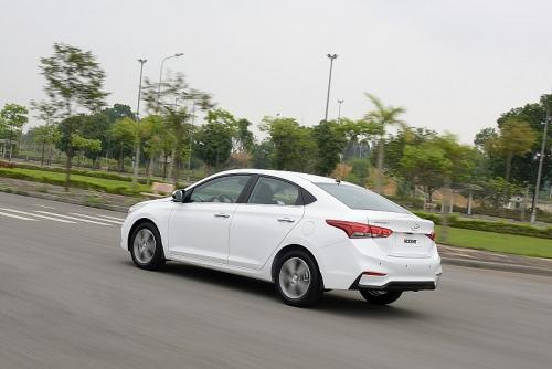 Accent - mẫu xe bán chạy nhất của Hyundai Thành Công 5 tháng đầu năm