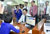 Bộ Ngoại giao khai trương Bộ phận Một cửa tiếp nhận hồ sơ và trả kết quả