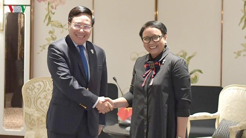 Việt Nam - Indonesia: Chia sẻ kinh nghiệm phát triển kinh tế biển