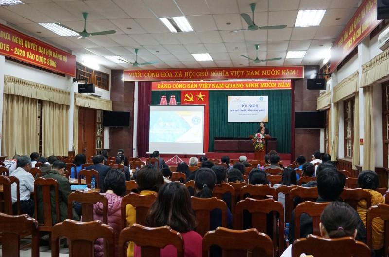 Phường Việt Hưng: Thêm 890 công dân đăng ký tham gia BHYT, BHXH tự nguyện