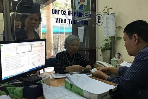 Từ 1/7: Hà Nội tăng thêm 7,19% lương hưu, trợ cấp bảo hiểm xã hội