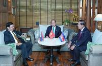 Thủ tướng Nguyễn Xuân Phúc dự phiên họp hẹp Hội nghị Cấp cao ASEAN lần thứ 34