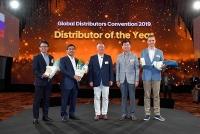 Hyundai Thành Công lần thứ ba nhận giải thưởng Nhà phân phối toàn cầu của năm