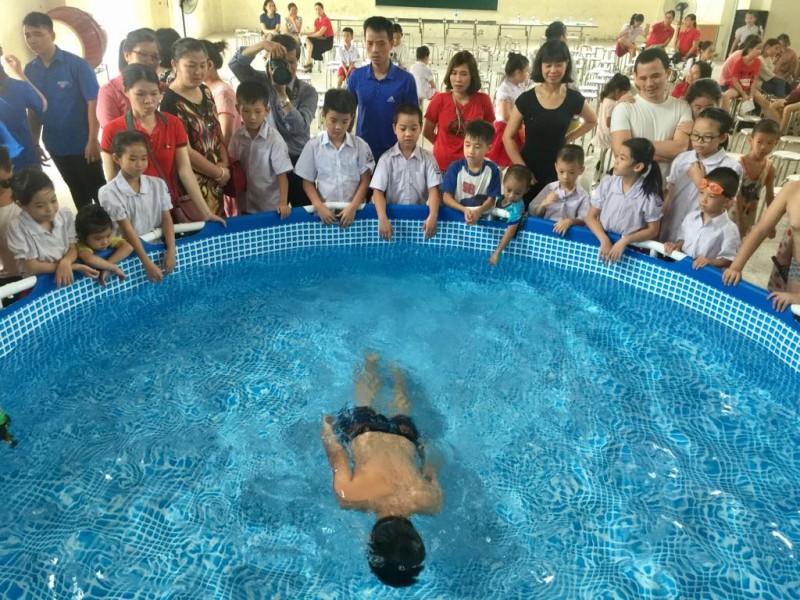 Biết bơi không có nghĩa là không bị đuối nước